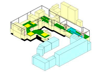 UNOCS-4F/Linkのイメージ図です。